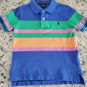 Polo Ralph Lauren shirt size 4t